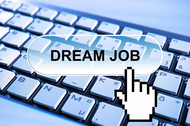Looking for your dream job online