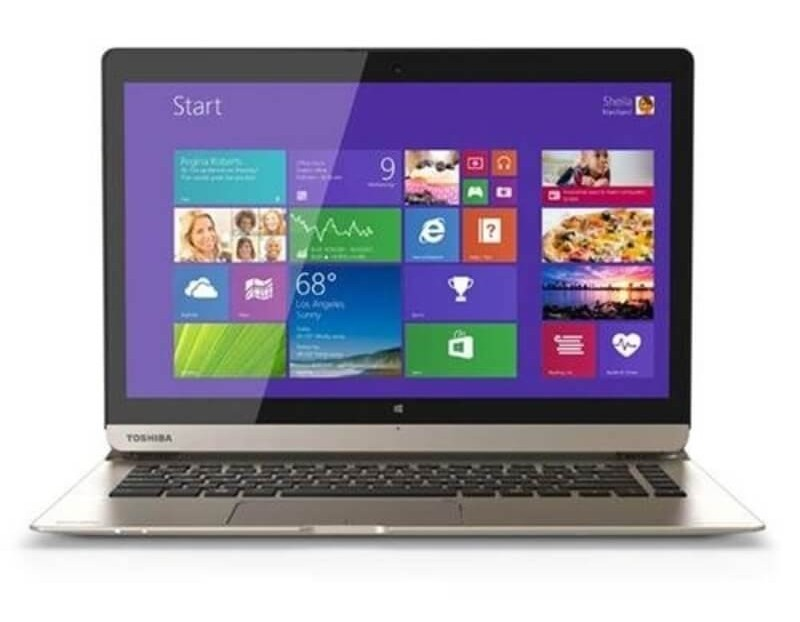 Toshiba Click 2 Pro 13.3 laptop