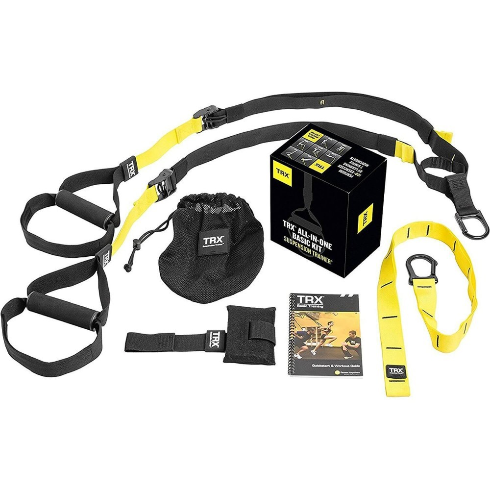 TRX Training Suspension Trainer Basic Kit + Door Anchor
