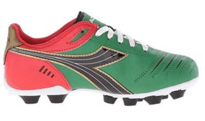 different colour diadora soccer cleats
