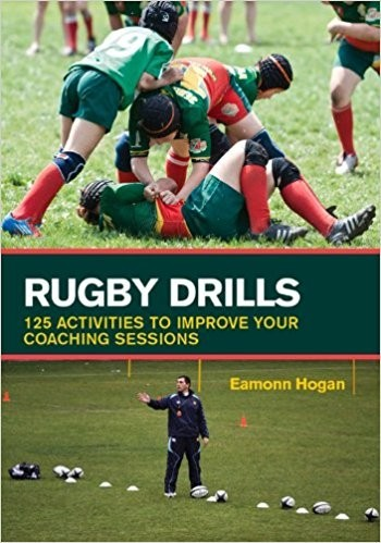 Rugby Drills Coaching Guide Book