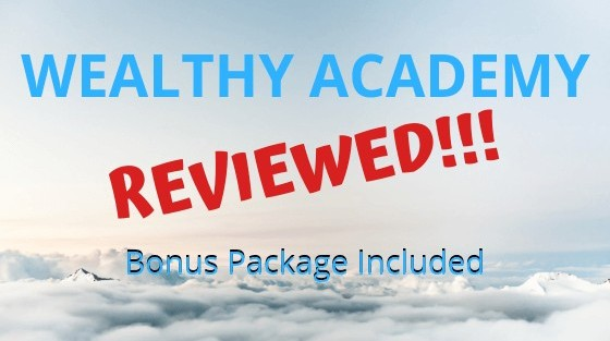 Wealth Academy Course Review