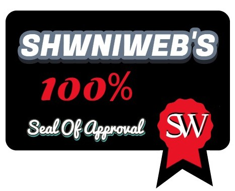 shwniweb's seal of approval stamp