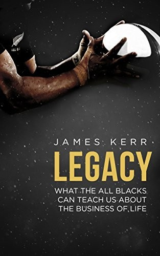 Legacy rugby coaching book
