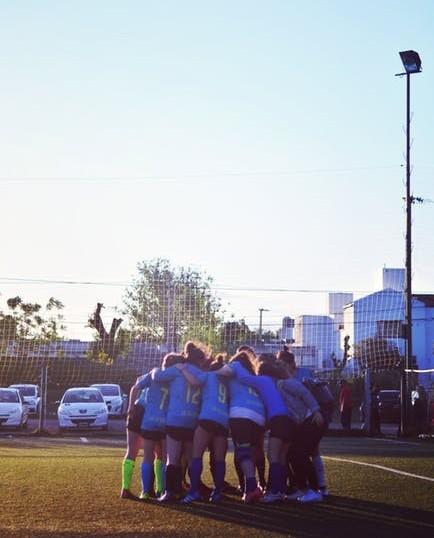 Coaching Girl's Soccer