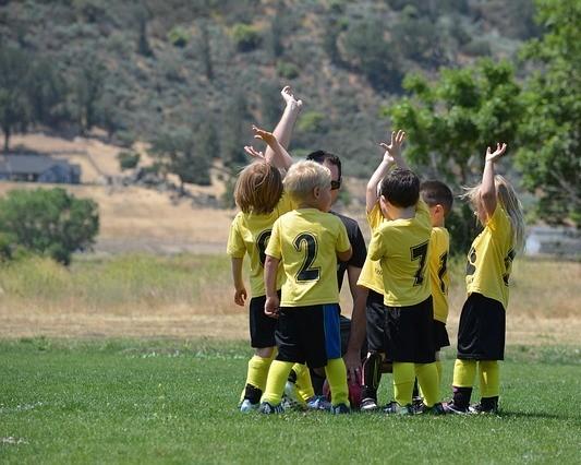 Girl's Soccer Coaching