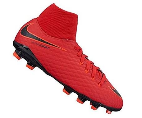 nike jr hypervenom phelon 111 soccer cleats