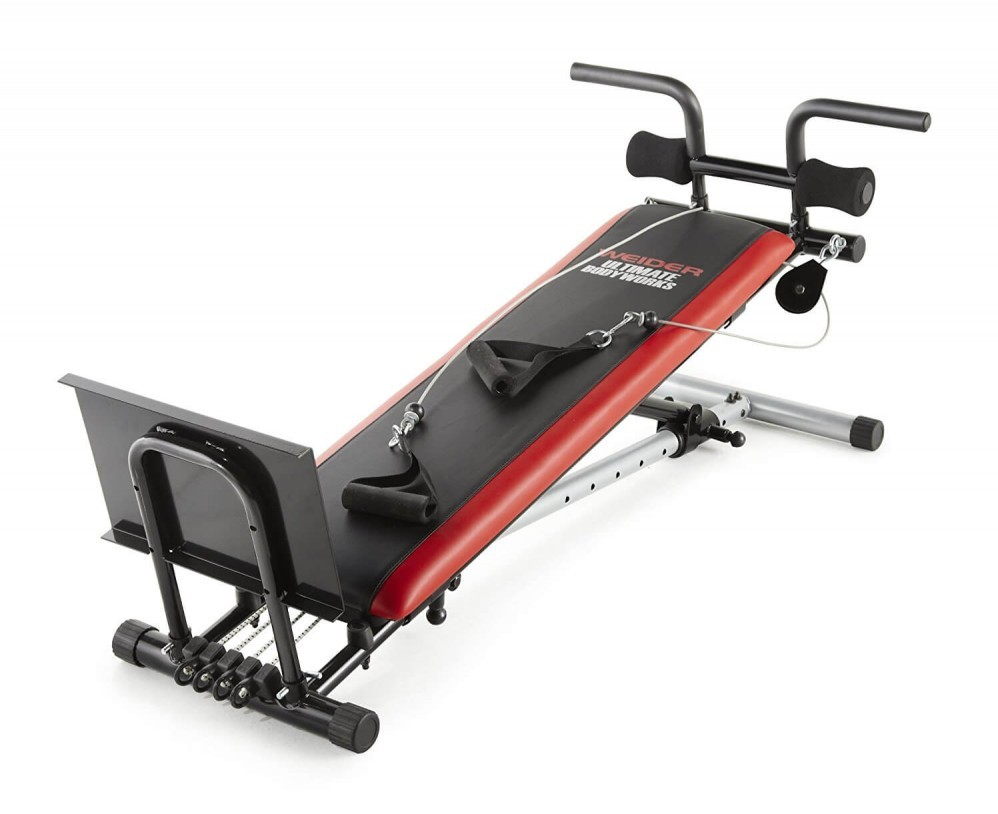 Weider Ultimate Body Works exercise machine