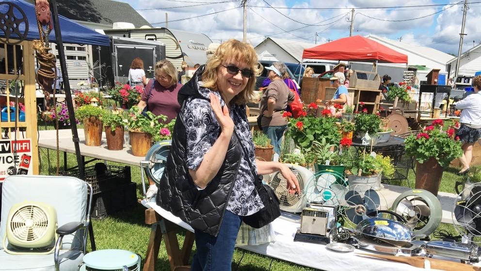 Elkhorn Flea Market Event
