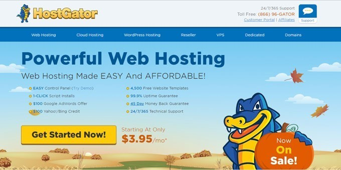 best domain registrar 2017 and 2018 hostgator