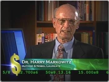 Dr. Harry Markowitz