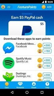 Feature Points App Review