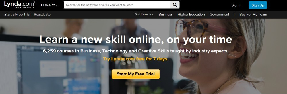 what is lynda.com