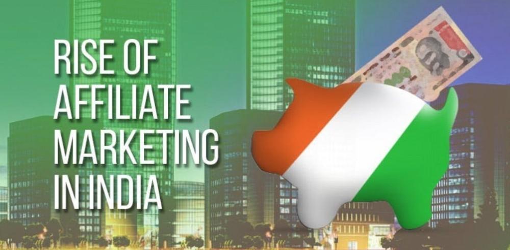 rise of affiliate marketing in india