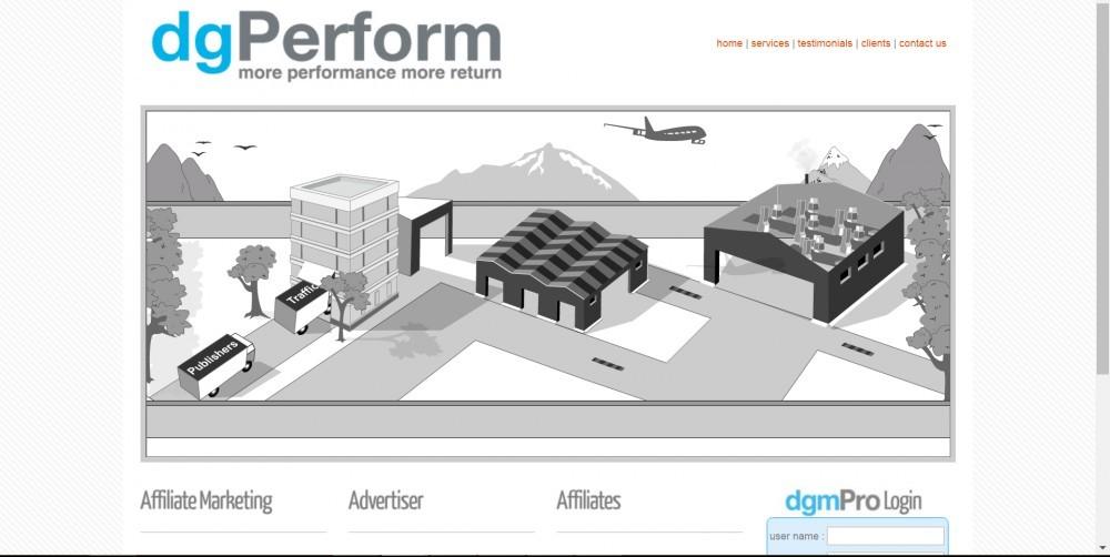 DGM India's Affiliate Program (DG Perform)