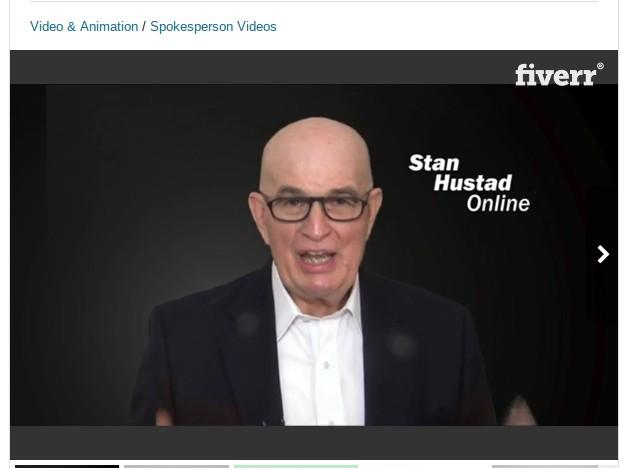 spokesperson video