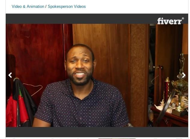 fake spokesperson video 2