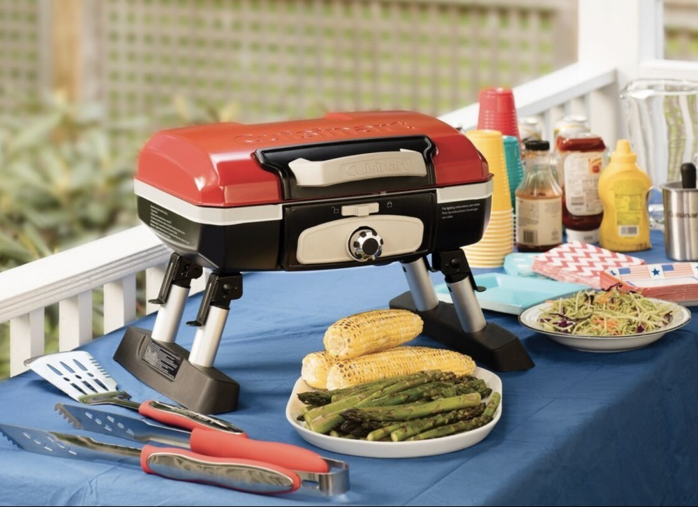 best propane portable grill