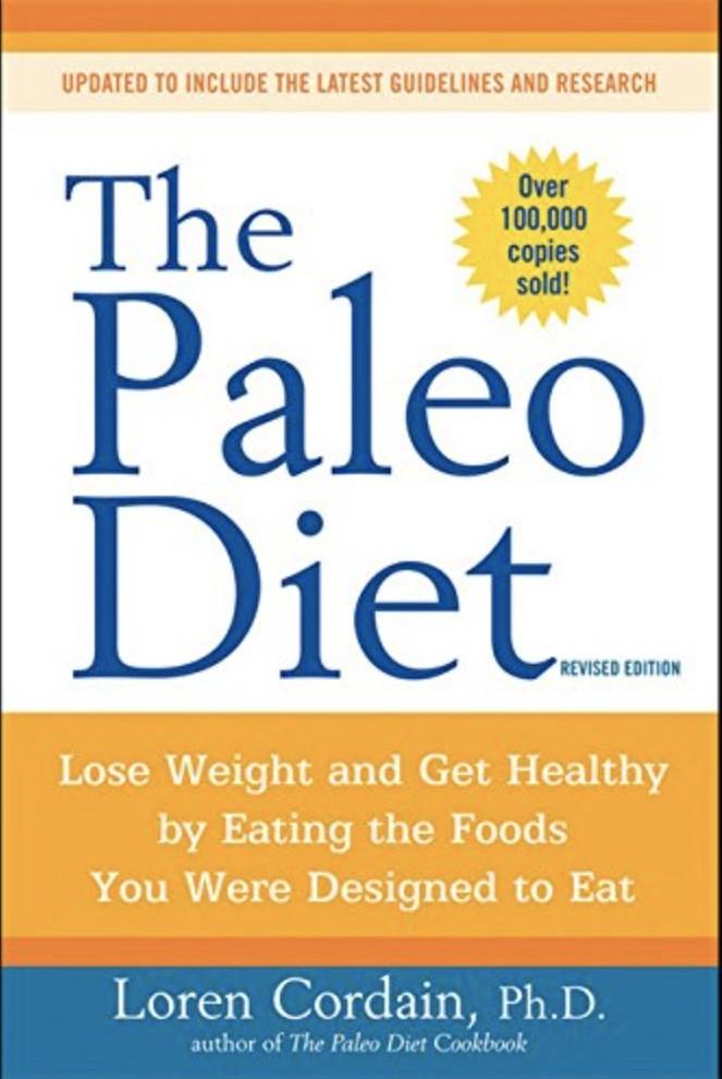 best paleo diet books