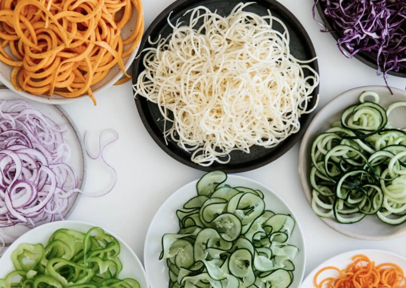 The Best Vegetable Spiralizer
