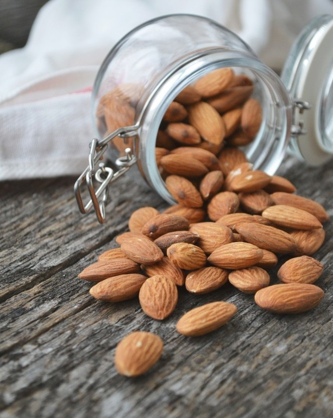 Almonds-What-Is-Almond-Milk-Made-Of