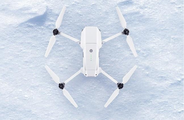 DJI Mavic Pro Alpine White