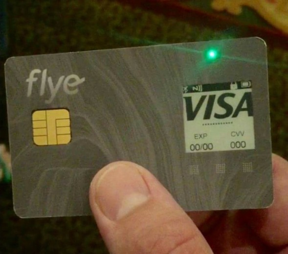 The Flye Card by WorldVentures