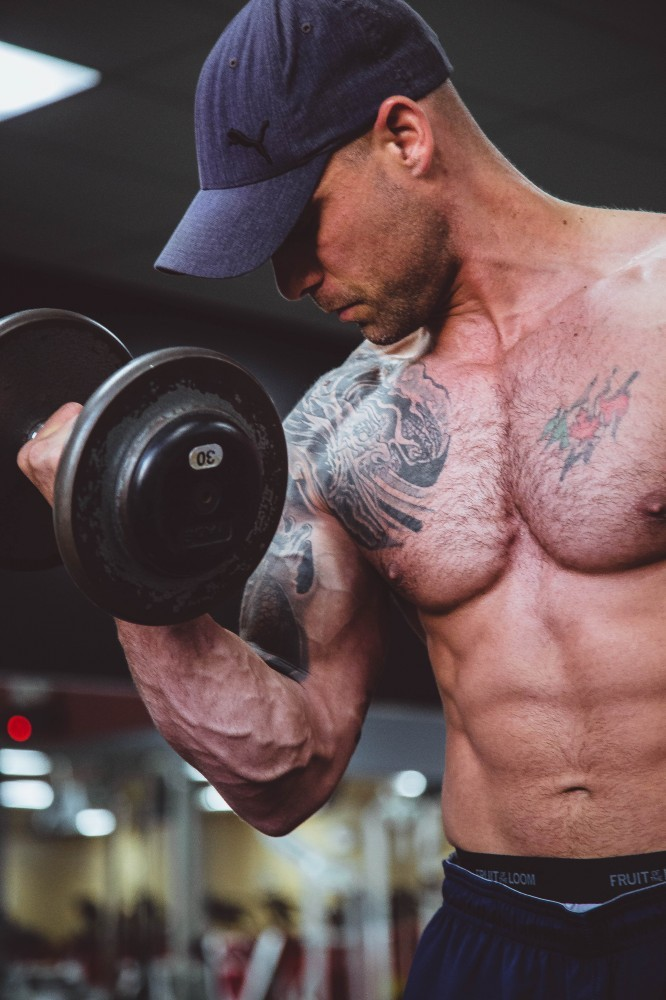 Dumbbell Curl