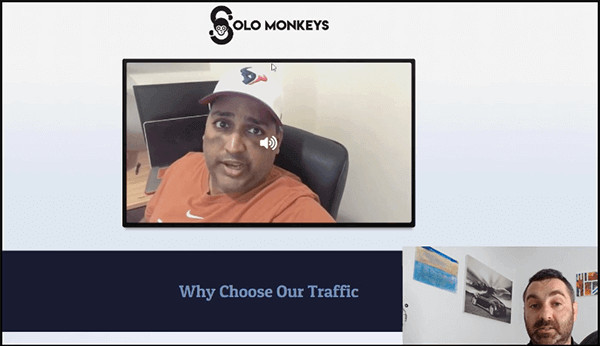 paid traffic with solo ads