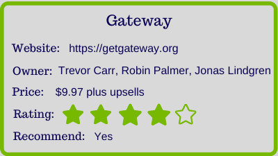the gateway review - rating
