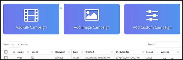 create newbie friendly campaigns