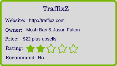 the traffixz review - rating