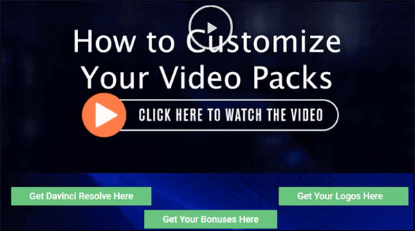 learn to customize videos