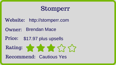stomperr review - rating