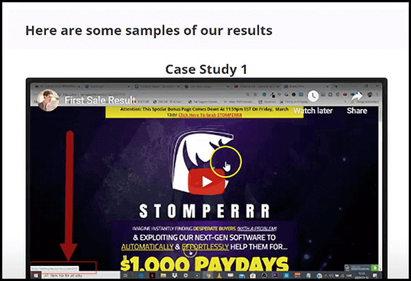 case studies show proof the system works