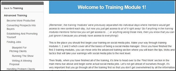 get paid to post ads on social media training included