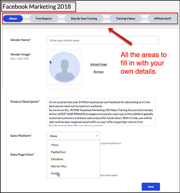 amit pare created great sales pages
