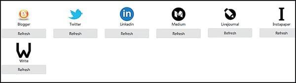itrafficx social sharing platforms