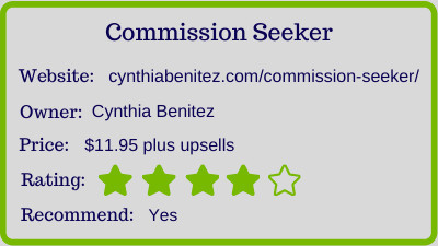 the commission seeker review - rating