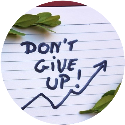 the best affiliate marketing strategies will only work if you don't give up