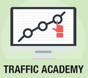 inbox blueprint members get the course Traffic Academy