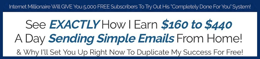 The Instant Email Empire review