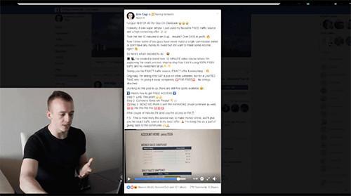 eriks facebook training video