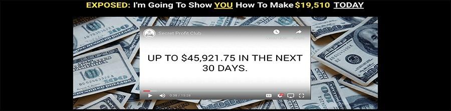 what is the secretprofitclub