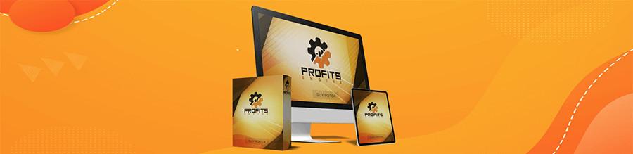 Profitsengine is for affiliate marketing using Facebook