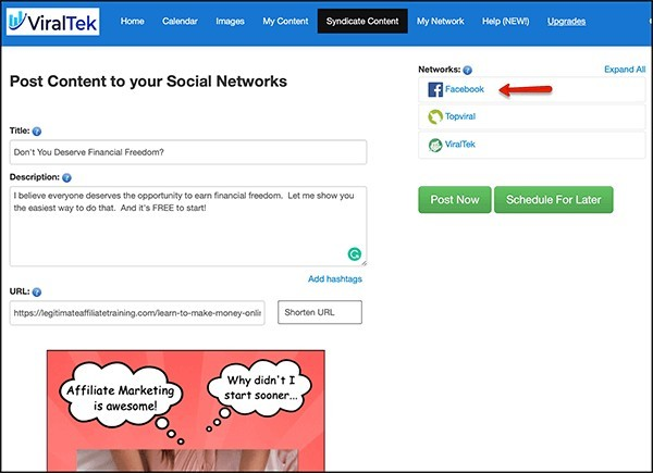 turbo charge your social sharing