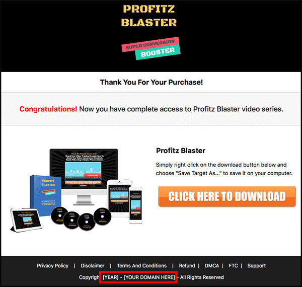 create discount and sales on youtube with this