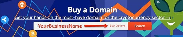 creating your own domain