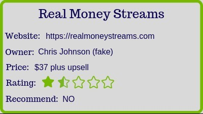 the real money streams review - rating