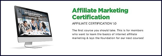 powerhouse affiliate reviews of their certification course